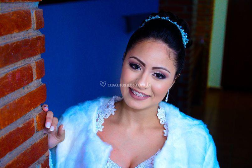 Noiva Ana Caroline