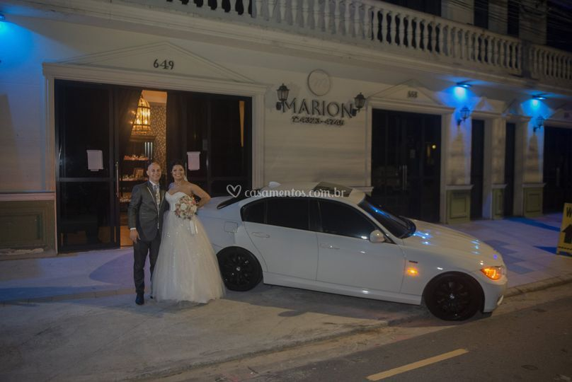 Casamento Nalva e Marcio