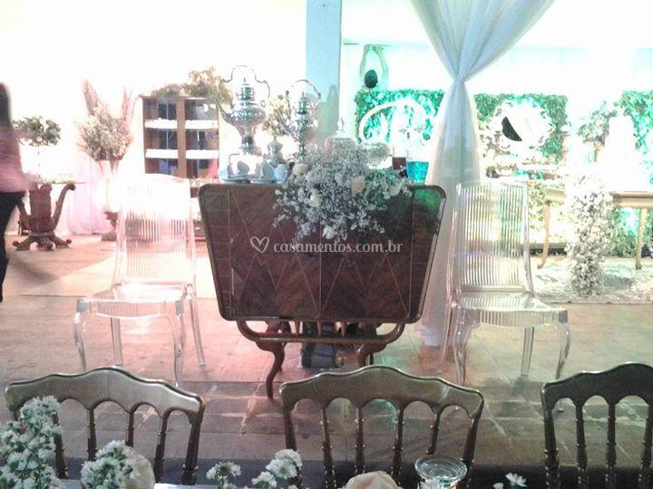 Cadeiras de noivos