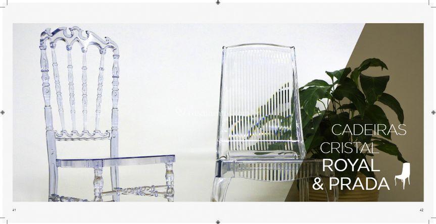 Cadeiras para noivos