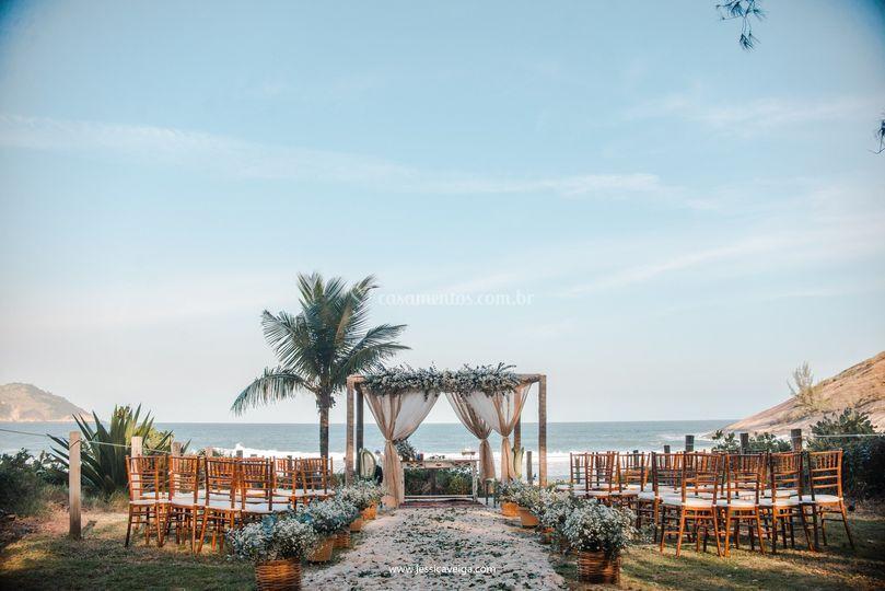 Grumari Beach Garden