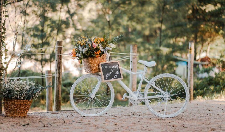 Essa bicicleta é apaixonante