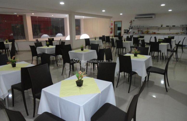 Ideal para o seu casamento de Di Napoli Plaza Hotel