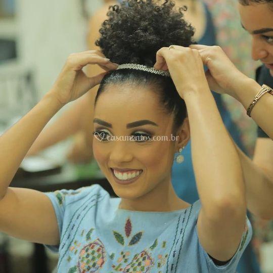 Mônica Teixeira Makeup