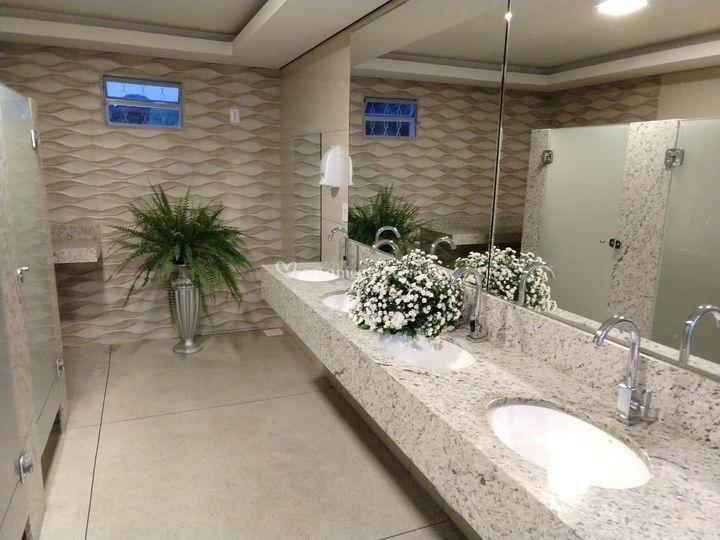 Nossos Banheiros Acessíveis