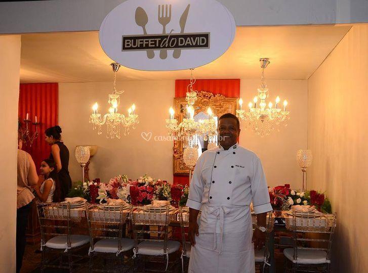 Buffet do Chefe David