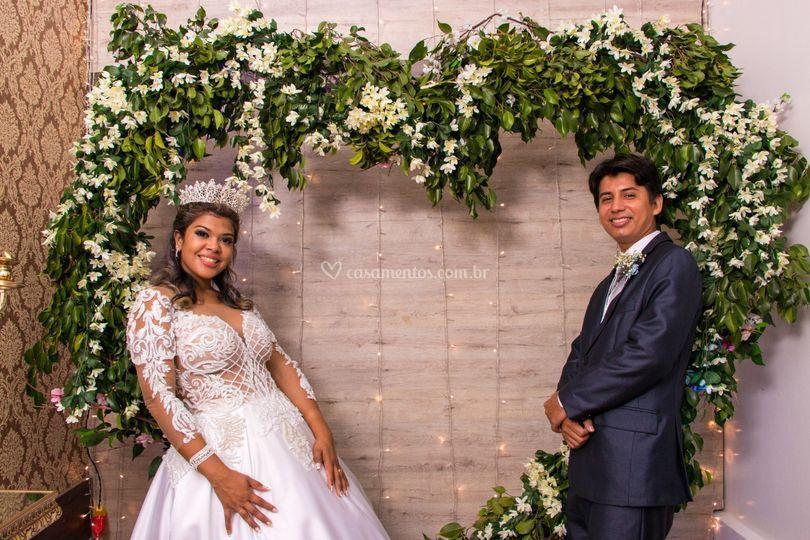 Casamento Vângela e Fredson