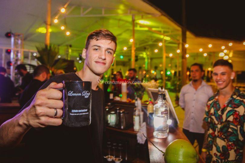 Bar e coquetelaria