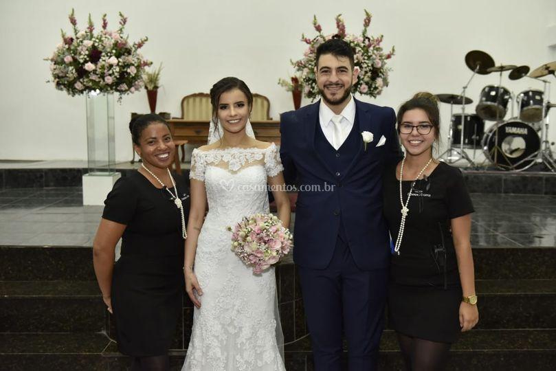 Casamento Letícia & João Vitor