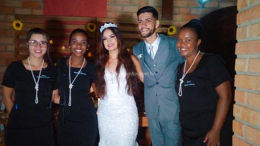 Casamento Lúnia & Rodrigo