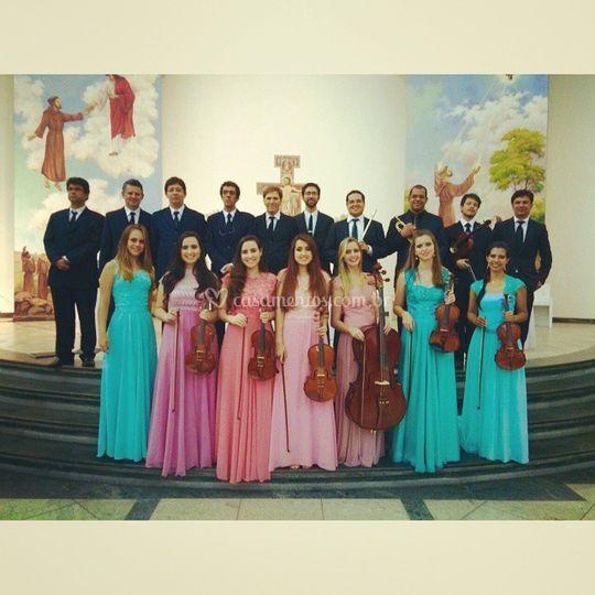 Coral e Orquestra Arte Nossa