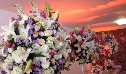 Arco Iris Flores Festas e Decorações