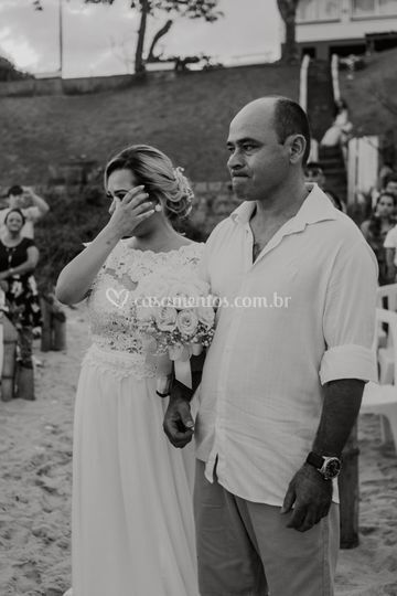 Emoção casamento misso photogr
