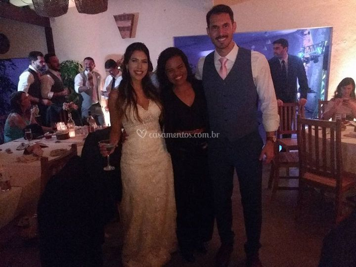 Casamento Carol e Marcelo