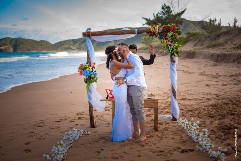 Casamento em tucuns
