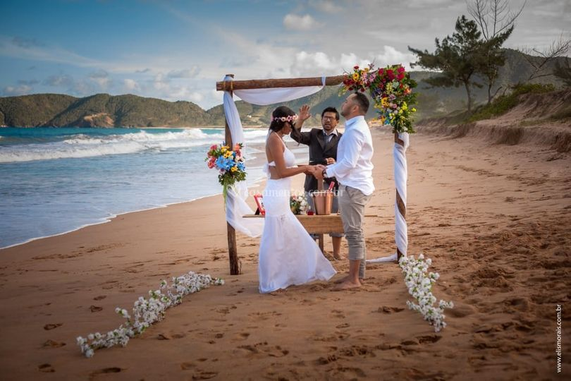 Elopement wedding em búzios