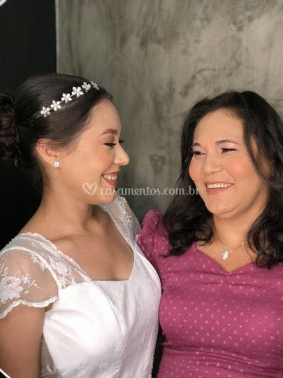 Noiva e Mãe da Noiva