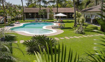 Villa Palmeira Azul