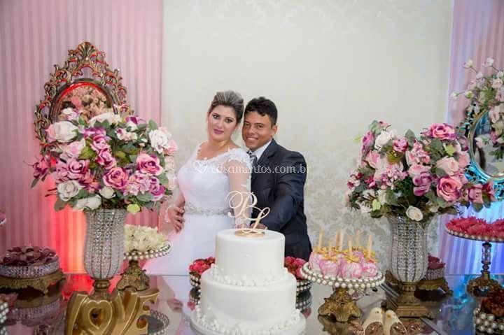 Casamento Patricia e Luciano