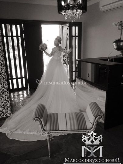Noiva Romantica