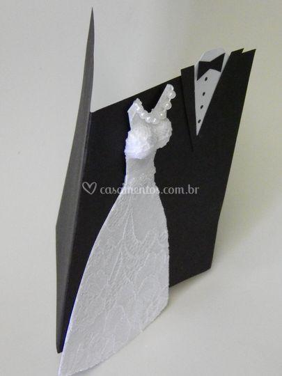 Noivo&Noiva Com Bojo F2