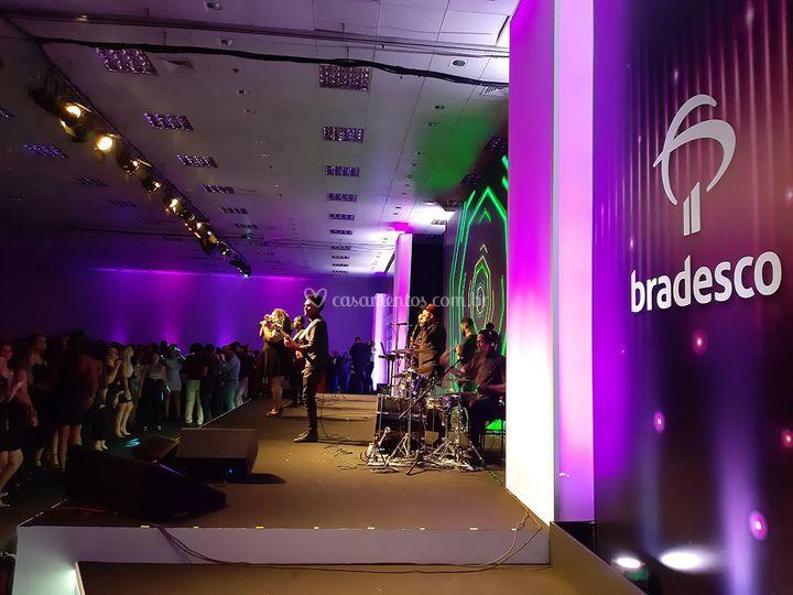 Premiação do Banco Bradesco