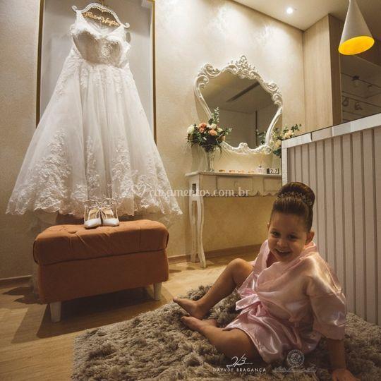 Robe tradicional infantil