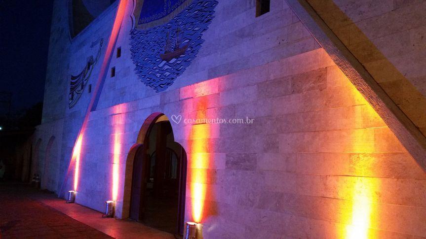 Iluminação para Igreja