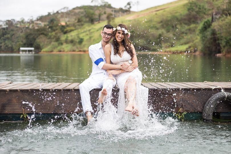 Pré-Wedding Mara e Vinicius