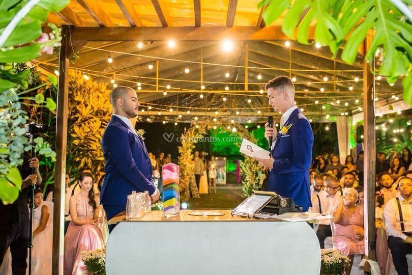 Casamento Elizeu & Raphael