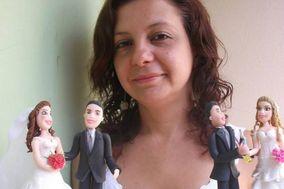 Flavia Fiorini Romero - Topo de bolo