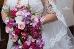 Buquê de noiva personalizado