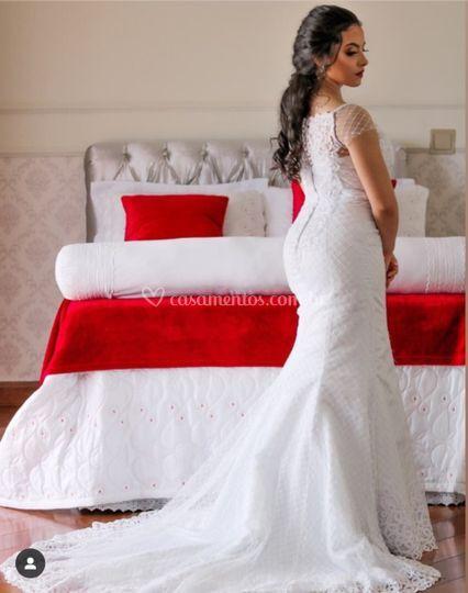 Noiva Maria Victória