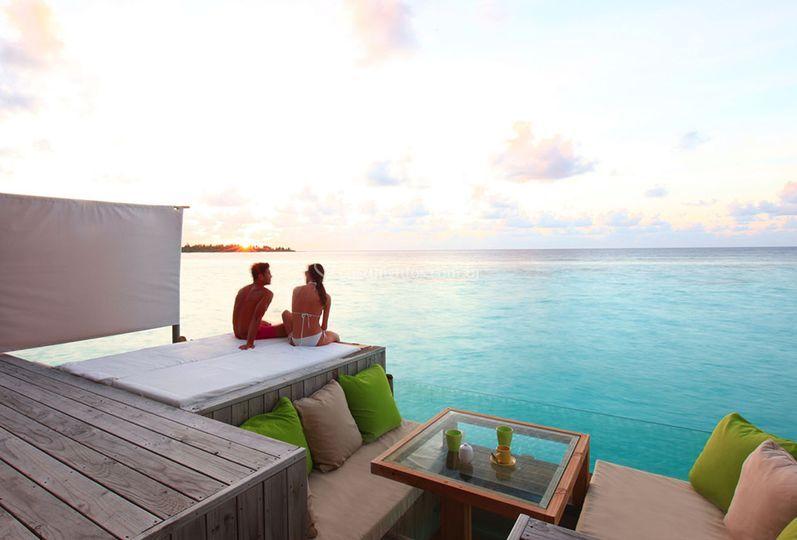 Lua de mel Maldivas