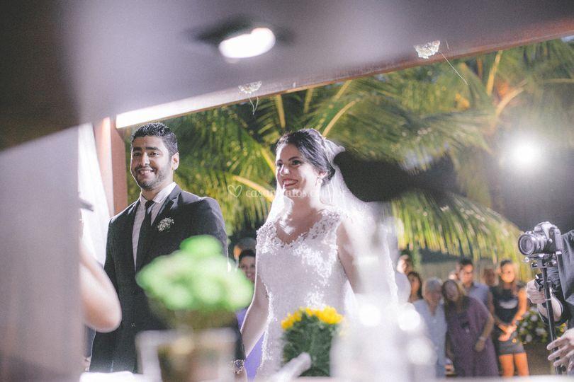Casamento Anelise e Vinicius