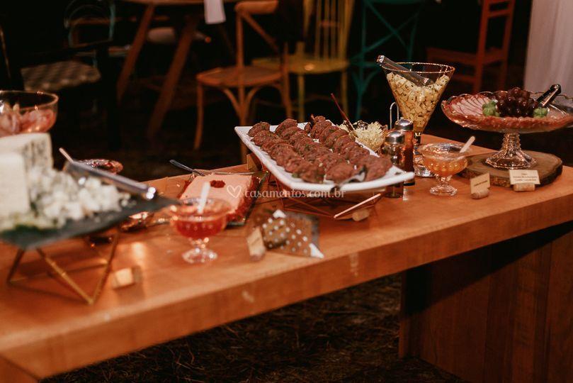 Ilha gastronomica