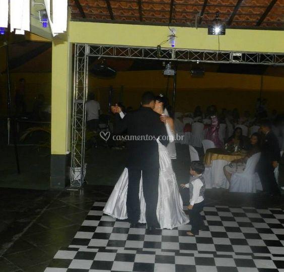 Abertura da dança