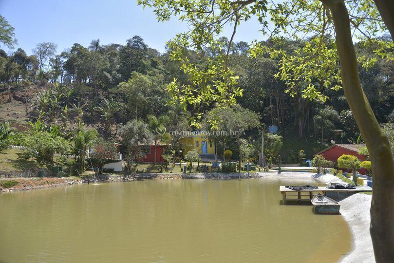 Lago charmoso