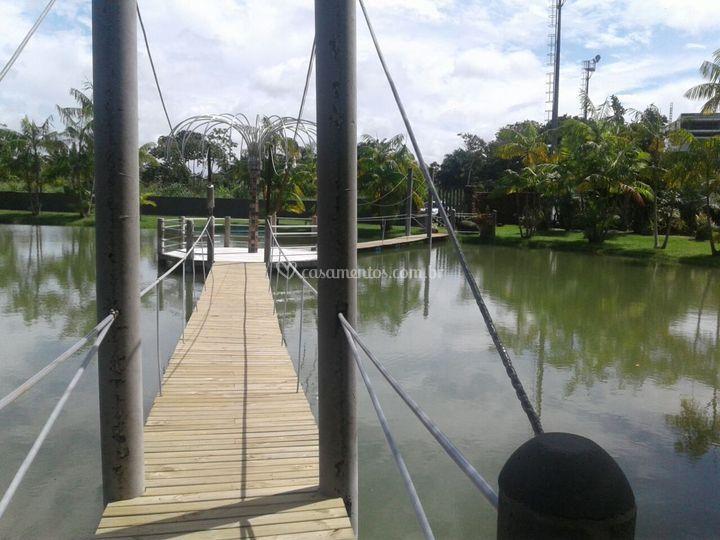 Visita ao Lago Doce