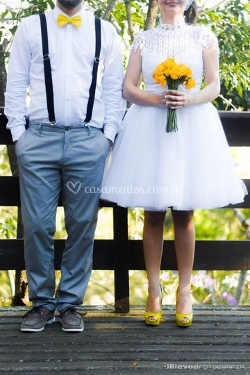 Casamento Patrícia e Enio