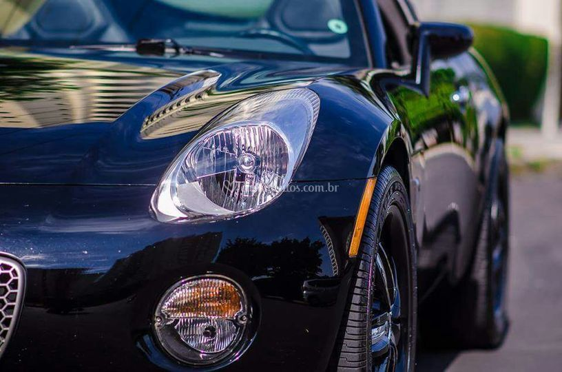 Pontiac preto coupé