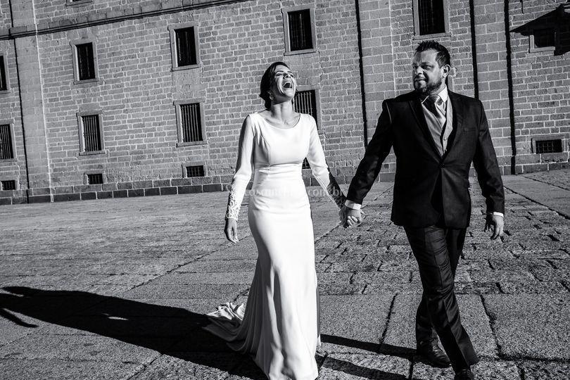 Casamento em Madrid