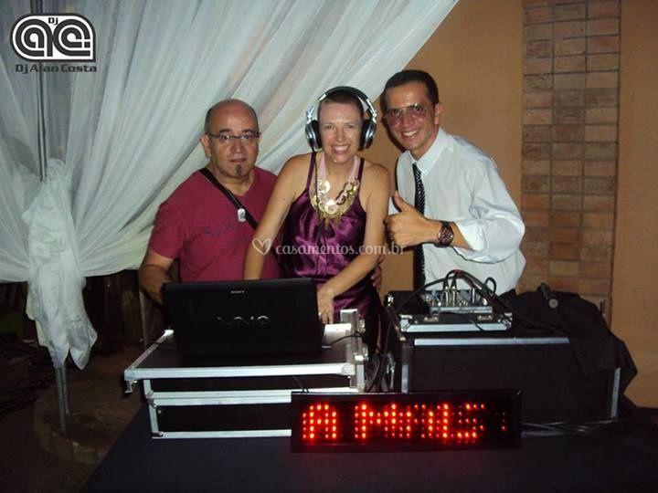 Casamento - Duo e DJ Alan
