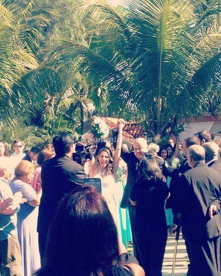 Final de cerimonia