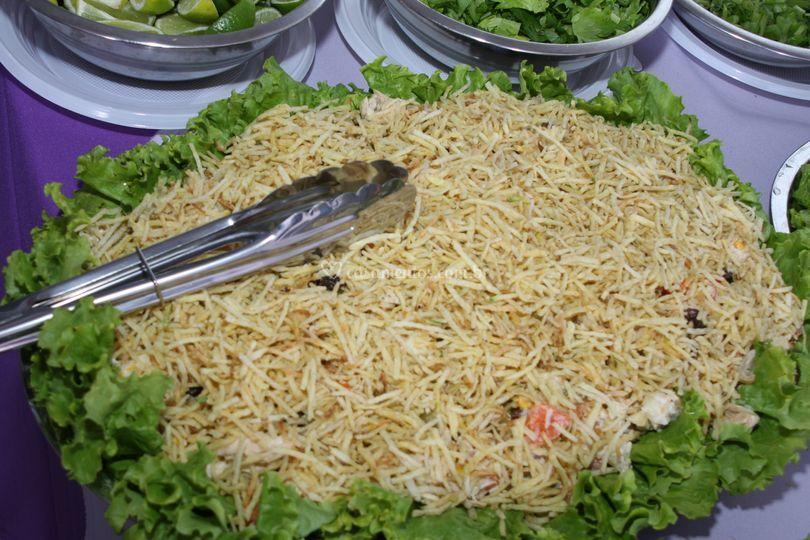 Salada variedades