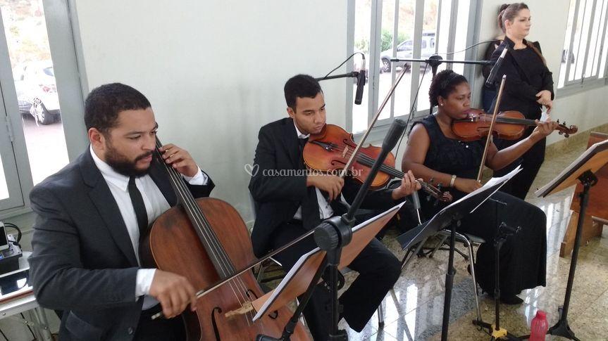 Trio de Cordas