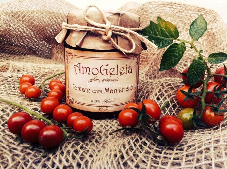 Tomate com manjericão 250g