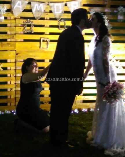 Casamento Stefanny e Samir