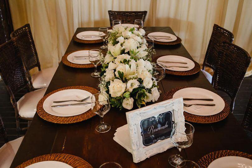 Mesa para familia