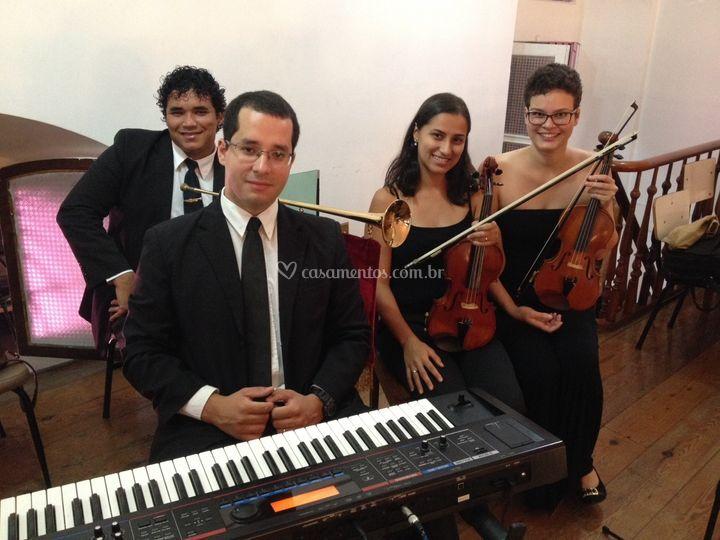 Quarteto variado